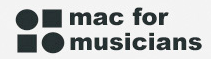 Mac for Musicians